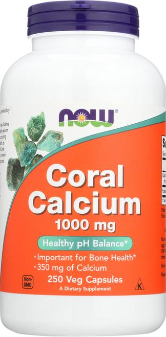 Coral Calcium 1,000 mg - 250 Vcaps®