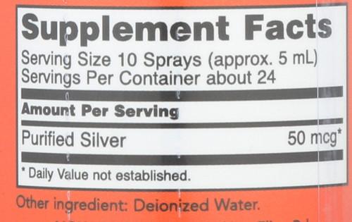 Silver Sol - 4 fl. oz.