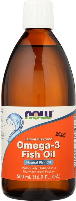Omega-3 Fish Oil - 16.9 fl. oz.