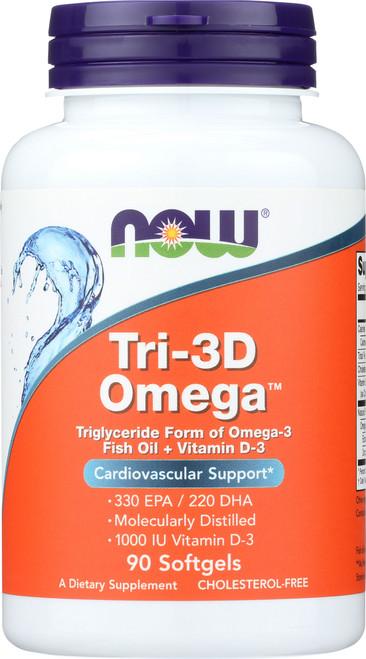 Tri-3D Omega™ - 90 Softgels