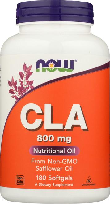 CLA (Conjugated Linoleic Acid) 800 mg - 180 Softgels