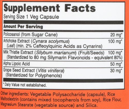Policosanol 20 mg - 90 Veg Capsules
