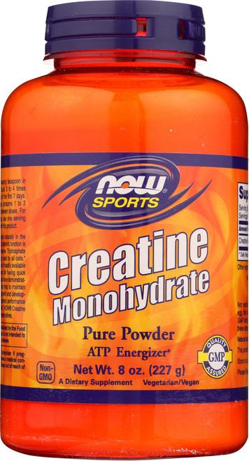 Creatine Monohydrate Powder - 8 oz.