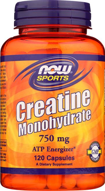 Creatine Monohydrate 750 mg - 120 Caps
