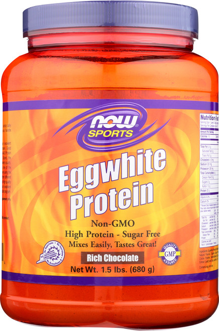 Eggwhite Protein Rich Chocolate - 1.5 Lbs.