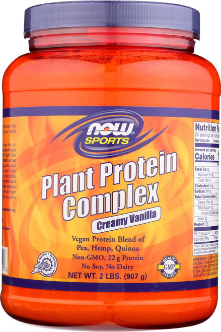 Plant Protein Complex - 2 lbs.
