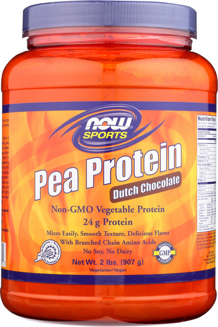 Pea Protein Dutch Chocolate - 2 lbs.