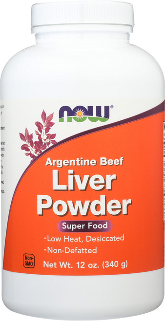Liver Powder - 12 oz.