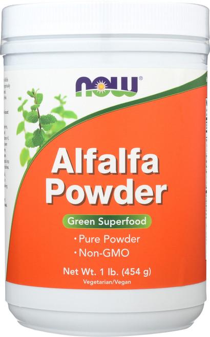 Alfalfa Powder - 1 lb.