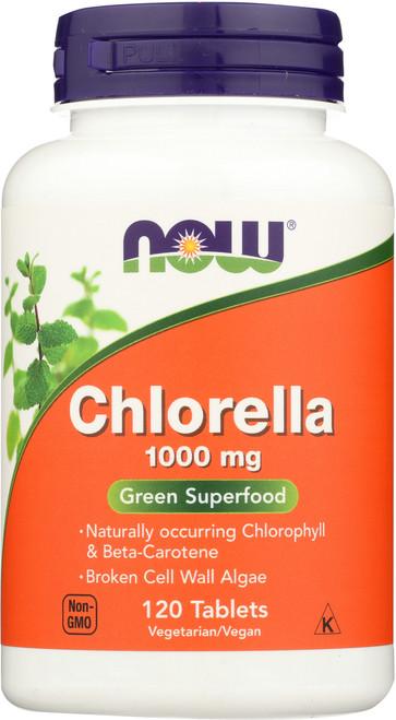Chlorella 1000 mg - 120 Tablets