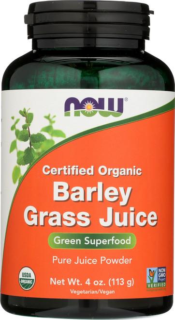 Barley Grass Juice (powder) - 4 oz.