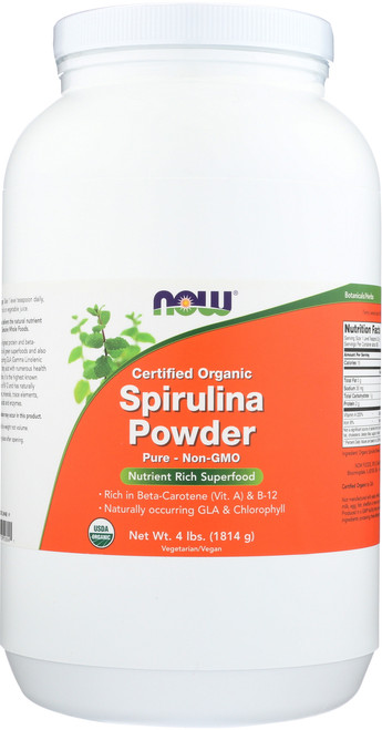 Spirulina Powder - 4 lbs.