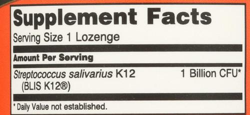 OralBiotic™ - 60 Lozenges