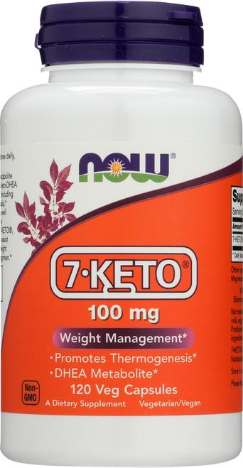 7-Keto 100 mg - 120 Veg Capsules