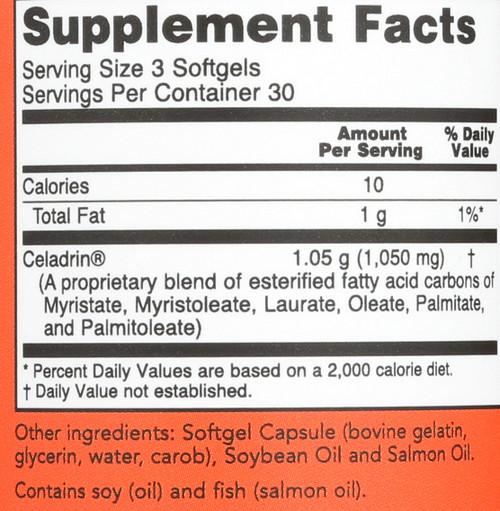 Celadrin 350mg - 90 Softgels