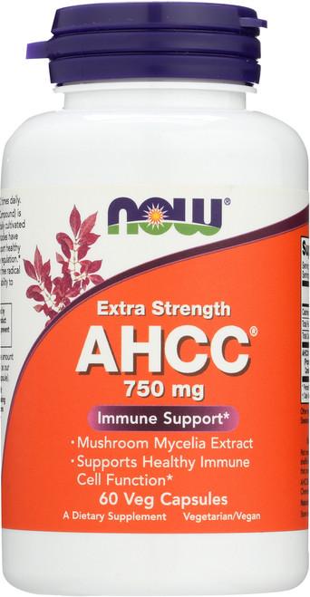 AHCC® 750 mg - 60 Vcaps®
