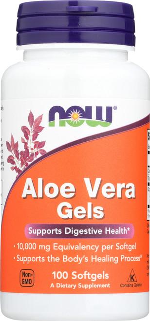 Aloe Vera 5000 mg - 100 Softgels