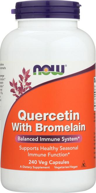 Quercetin with Bromelain - 240 Vcaps®
