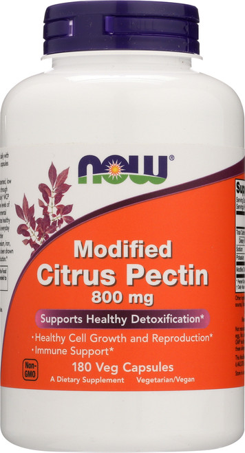 Citrus Pectin (Modified) 800 mg - 180 Veg Capsules