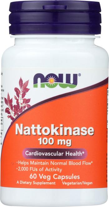 Nattokinase 100 mg - 60 Vcaps®
