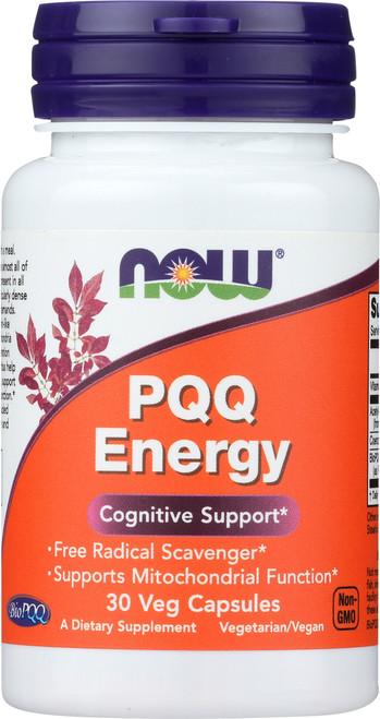 PQQ Energy - 30 Veg Capsules