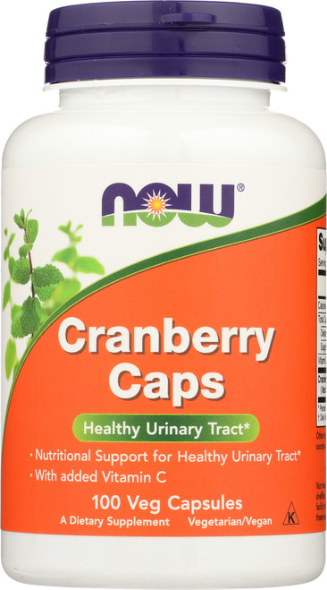 Cranberry Caps - 100 Capsules