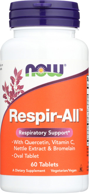 Respir-All™ Vegetarian - 60 Tablets