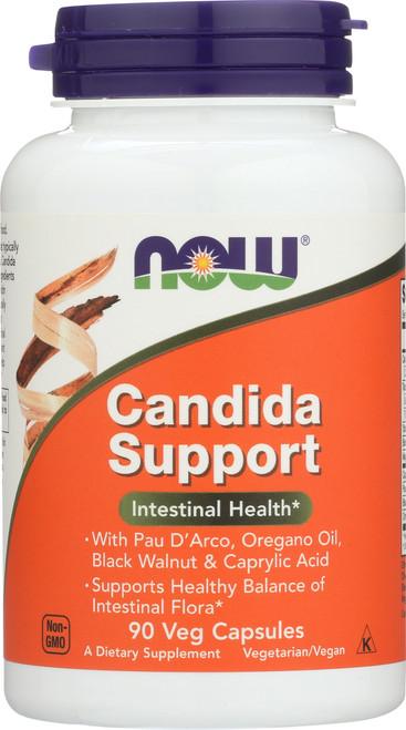 Candida Support - 90 Veg Capsules