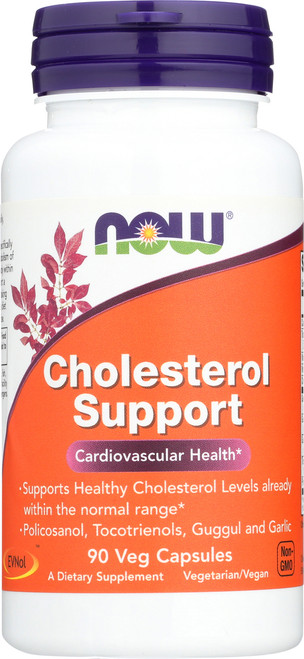 Cholesterol Support - 90 Veg Capsules