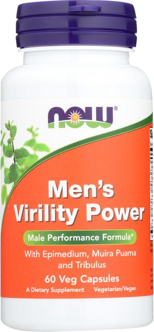 Men's Virility Power - 60 Capsules