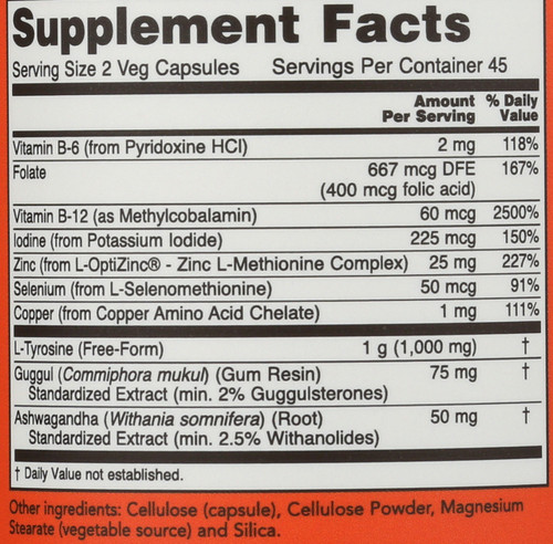 Thyroid Energy™ - 90 Veg Capsules