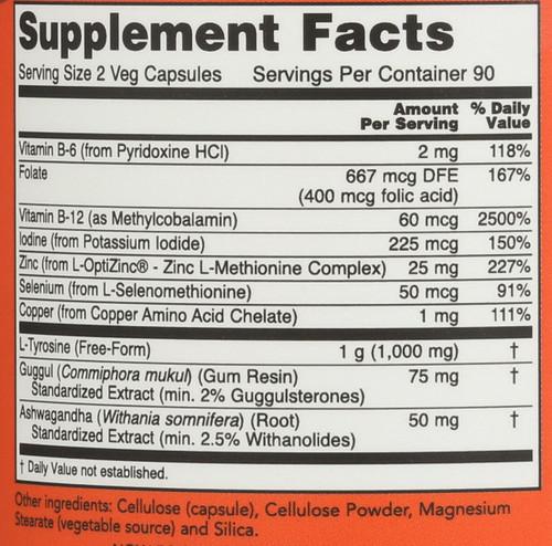 Thyroid Energy™ - 180 Veg Capsules