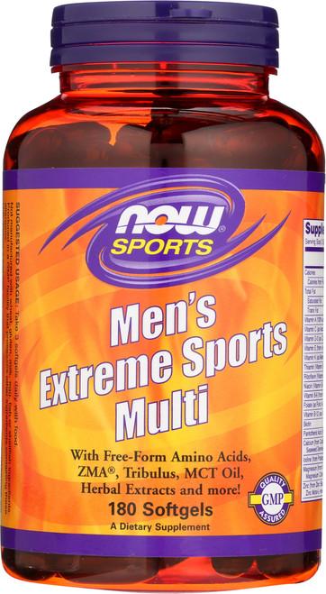 Men's Extreme Sports Multi - 180 Softgels