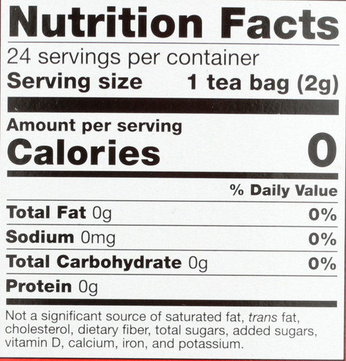 Better Off Red™ Rooibos Tea - 24 Tea Bags