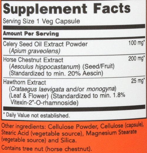 Celery Seed Extract - 60 Veg Capsules