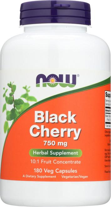 Black Cherry Fruit 750 mg - 180 Veg Capsules