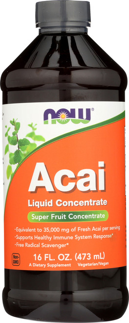 Acai Liquid Concentrate - 16 fl. oz.