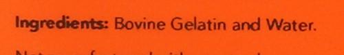 """Gelatin Caps """"00"""" - 250 gel caps"""