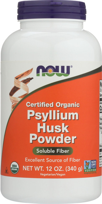 Psyllium Husk Powder - 12 oz.
