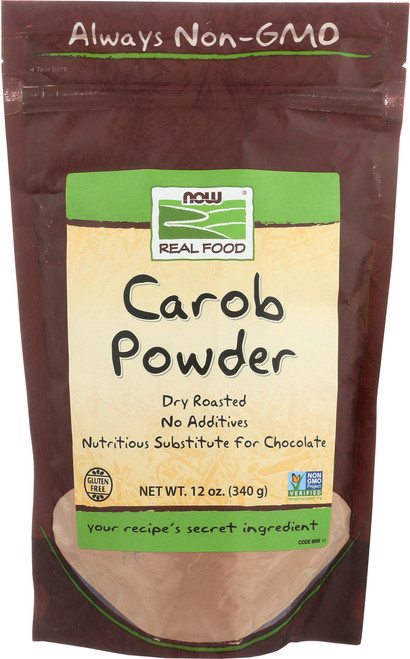 Carob Powder Dry Roasted - 12 oz.