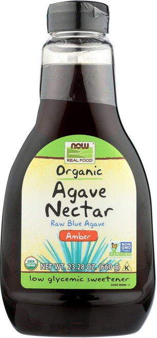 Agave Nectar (Amber), Organic - 23.28 oz.