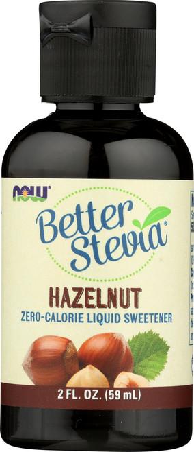 BetterStevia® Liquid Extract (Hazelnut) - 2 oz.