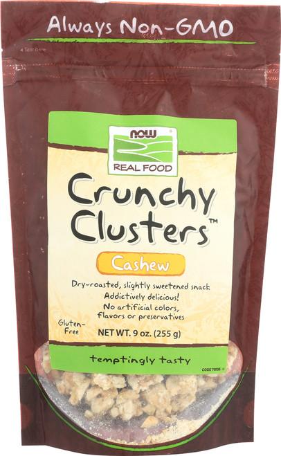 Crunchy Clusters™ Cashew - 9 oz