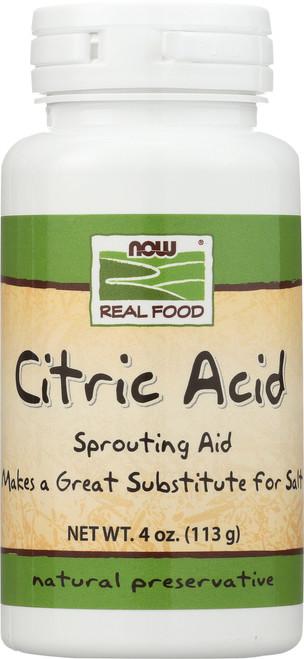 Citric Acid - 4 oz.