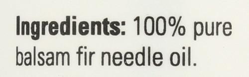 Balsam Fir Needle Oil - 1 oz.