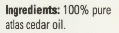Atlas Cedar Oil - 1 oz.