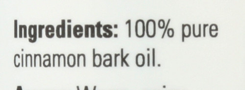 Cinnamon Bark Oil - 1 oz