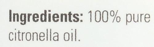 Citronella Oil - 4 oz.