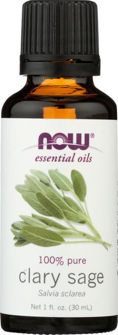 Clary Sage Oil - 1 oz.