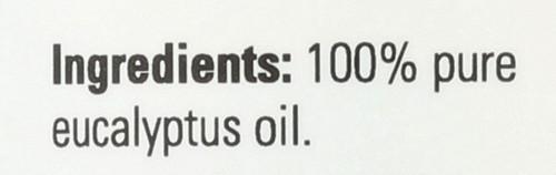 Eucalyptus Oil - 4oz